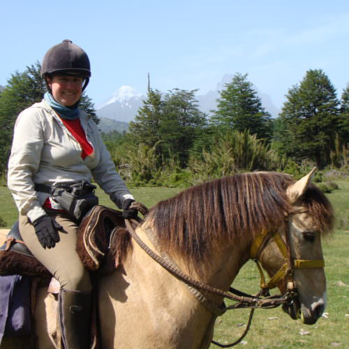 across the andes, I Remember When… Across the Andes, In The Saddle