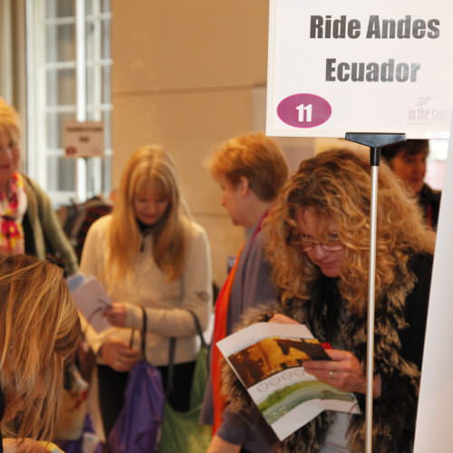 riding holiday show, The Final Countdown to the Riding Holiday Show 2012, In The Saddle