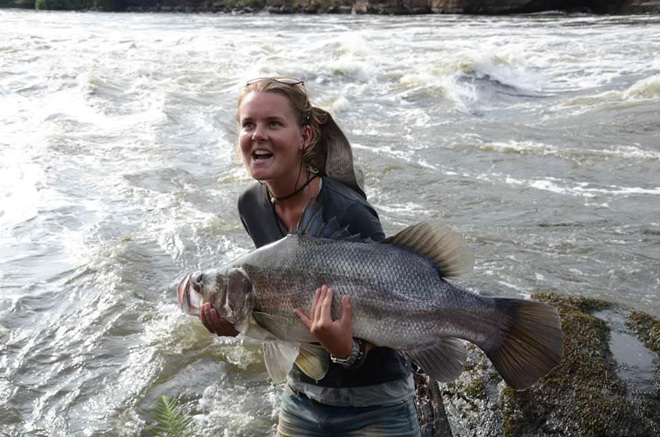 Fishing murchison