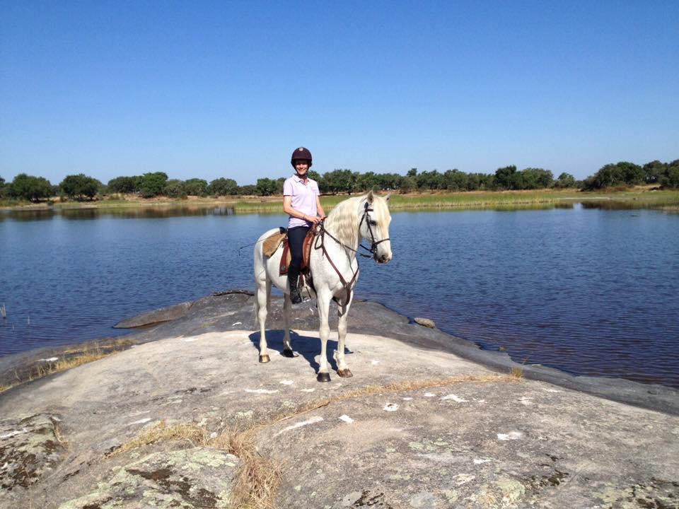 riding at monte velho