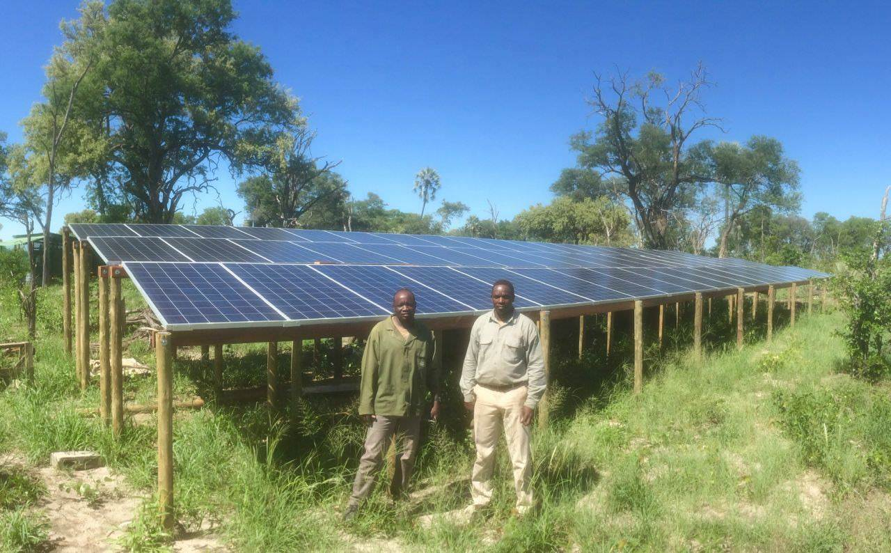 Macatoo goes green! We are now operating completely on solar power!