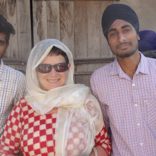 olwen in the punjab