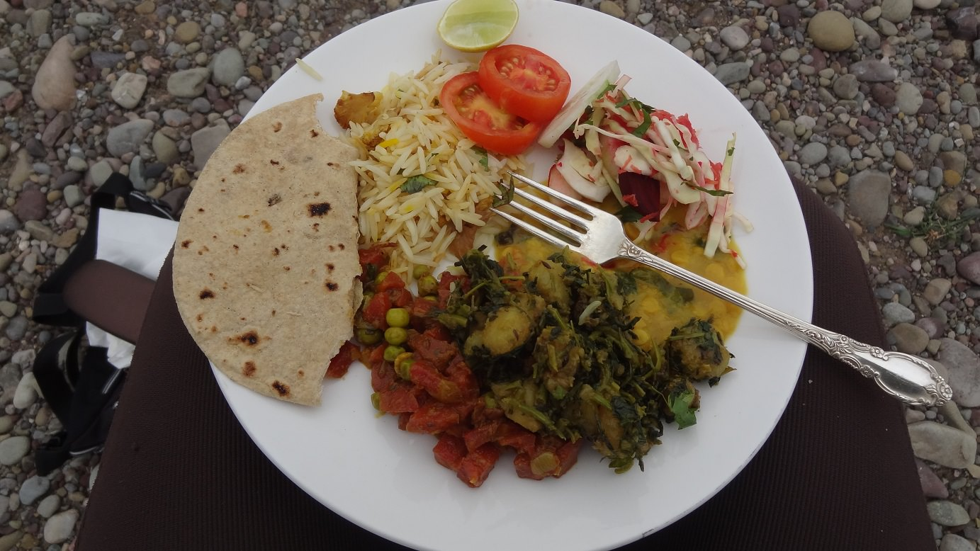 food in india
