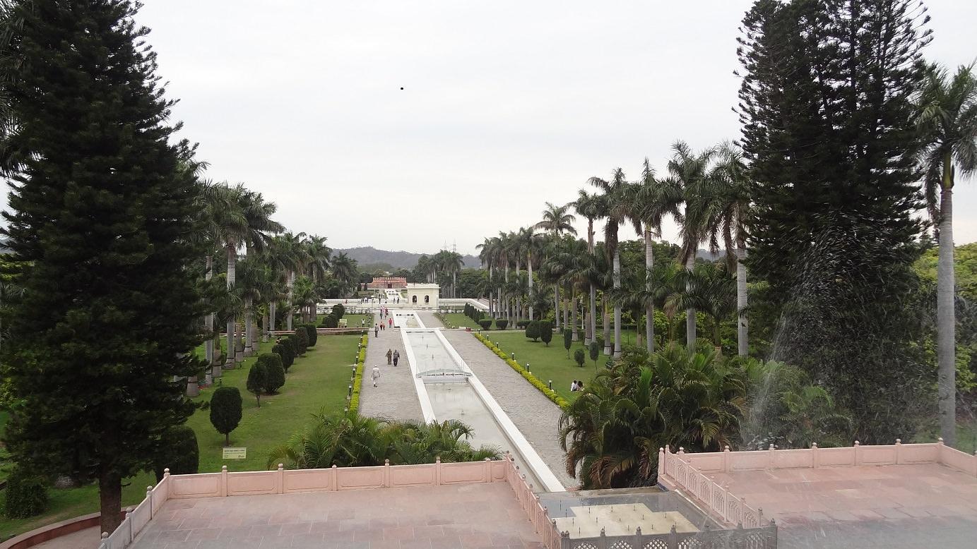 Mogul Gardens of Pinjore.