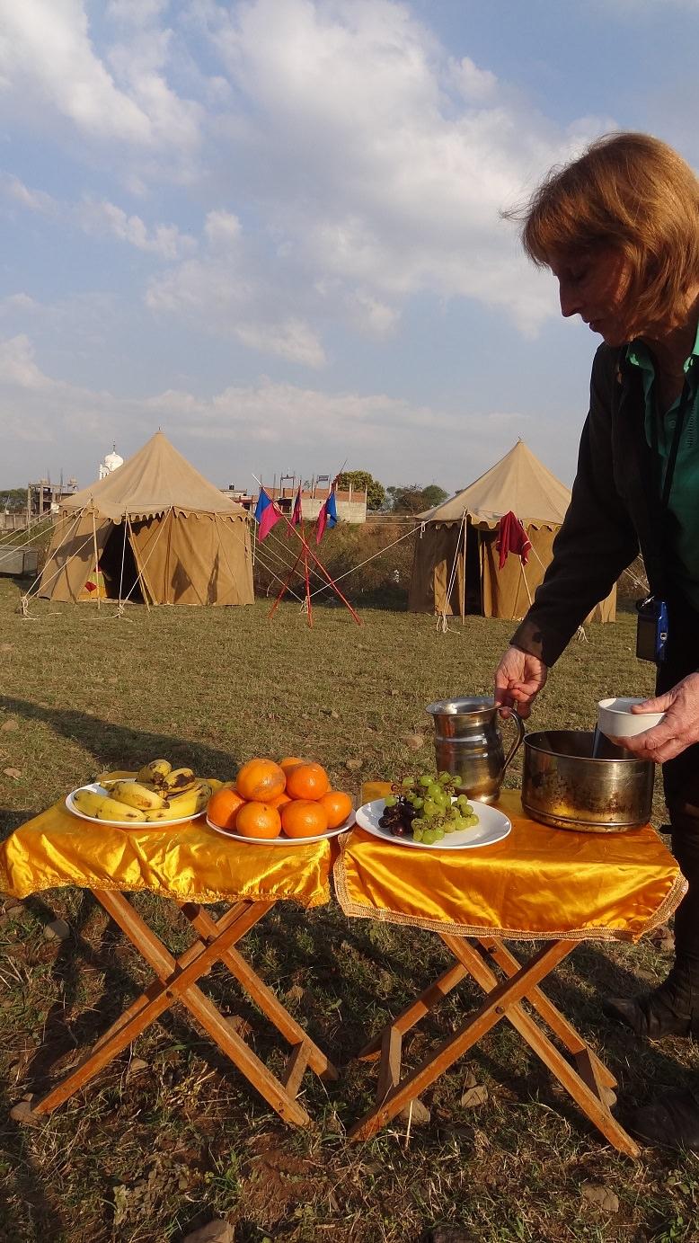 camp at siswan