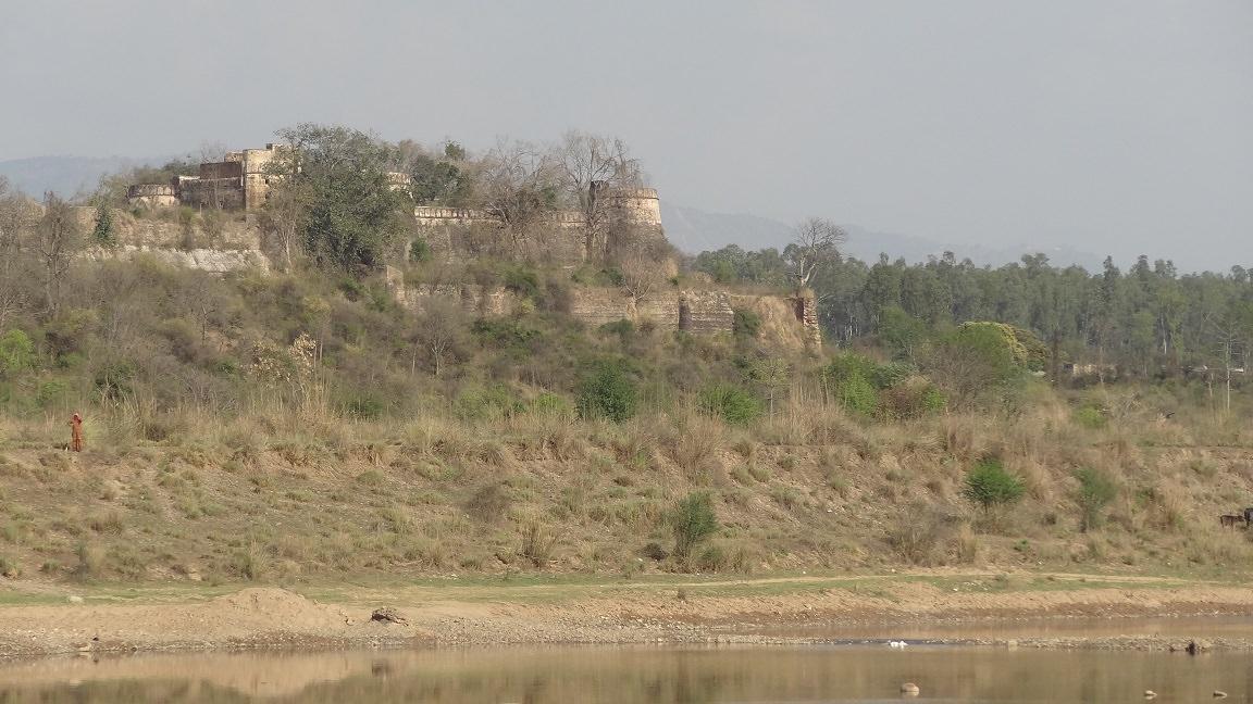 scenery in india
