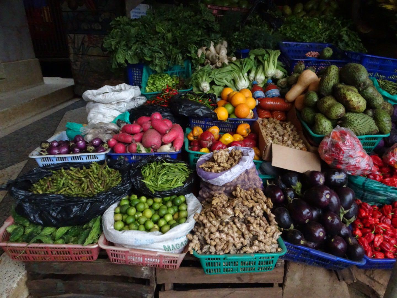 markets in uganda