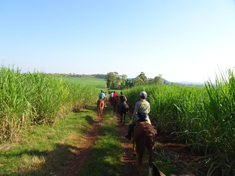 trail riding in uganda