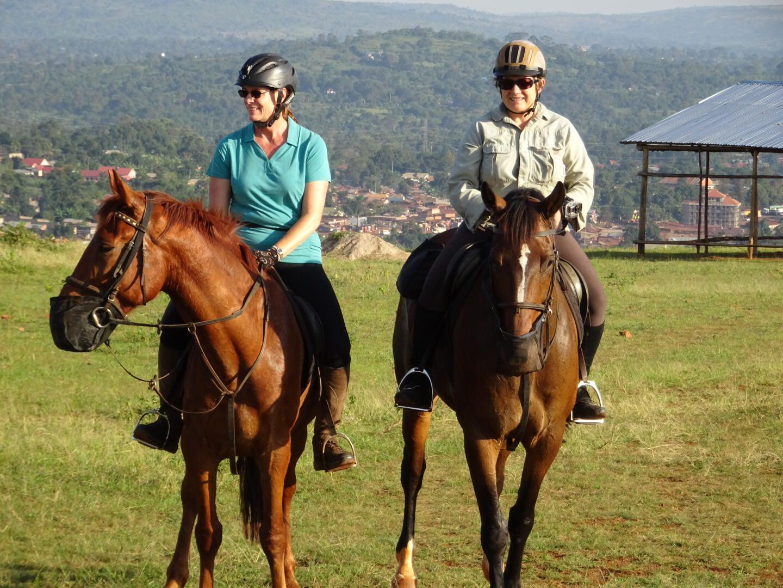 horse riding in uganda