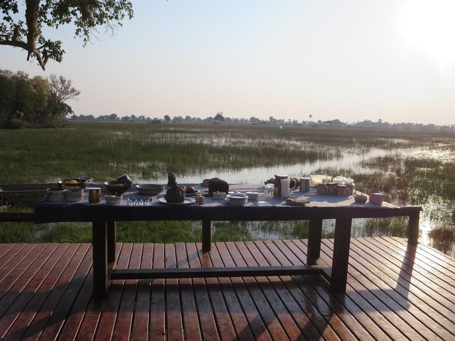 Pic: A magnificent breakfast spread at Moklowane