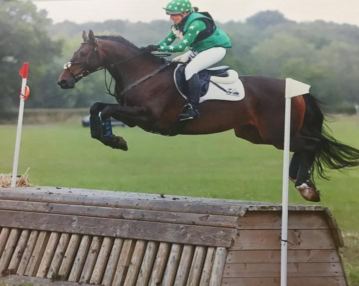 Milo flying at Solihull BE90