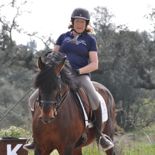 Dressage Holidays, A Dream Vacation in Portugal, In The Saddle