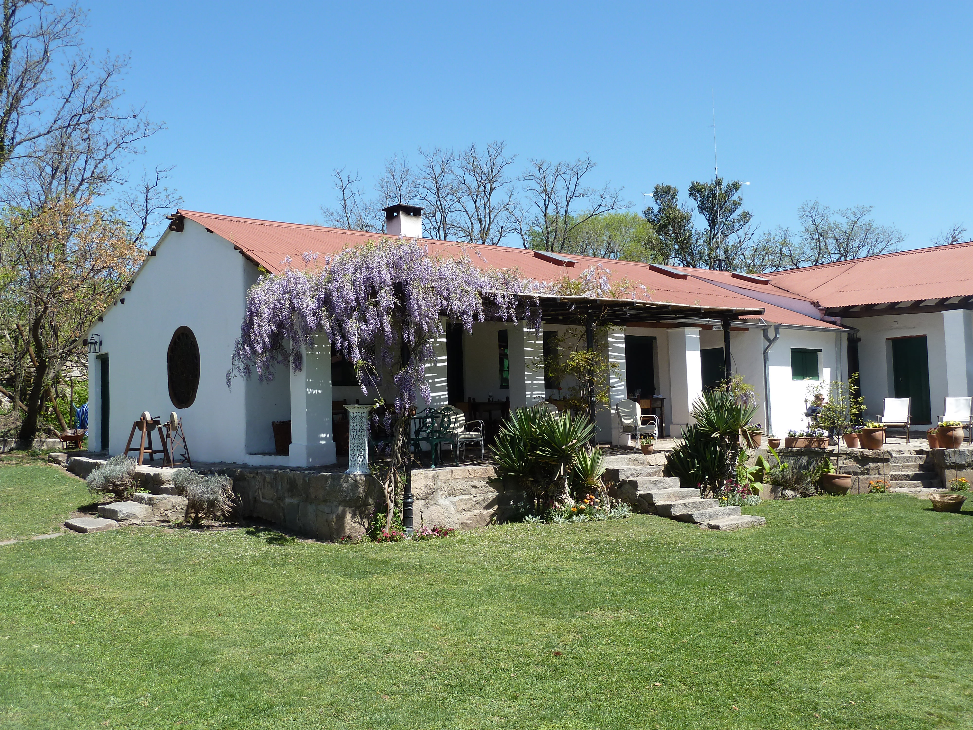 ranch holidays in argentina