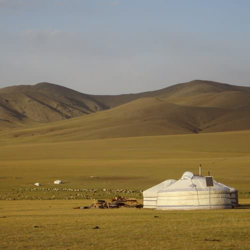 mongolia, My Magical Mongolian Adventure!, In The Saddle
