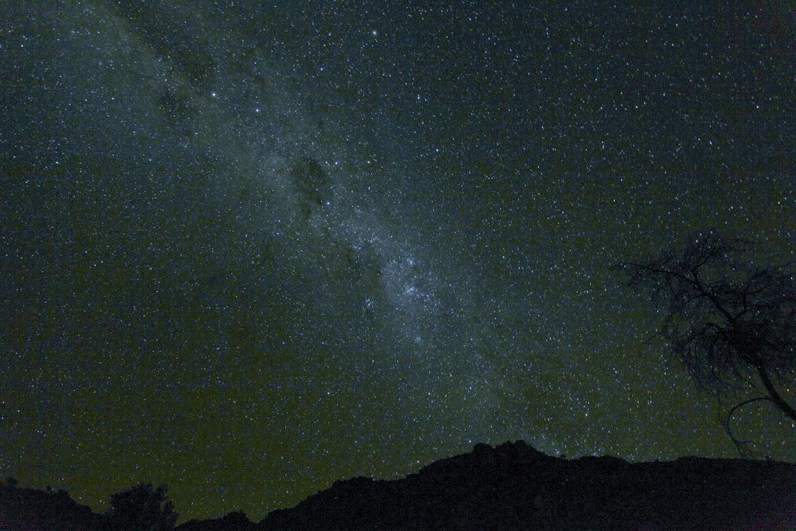 Pic 9 night sky courtesy of Tony Marshall
