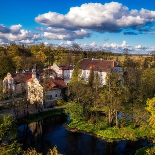 Galiny Palace