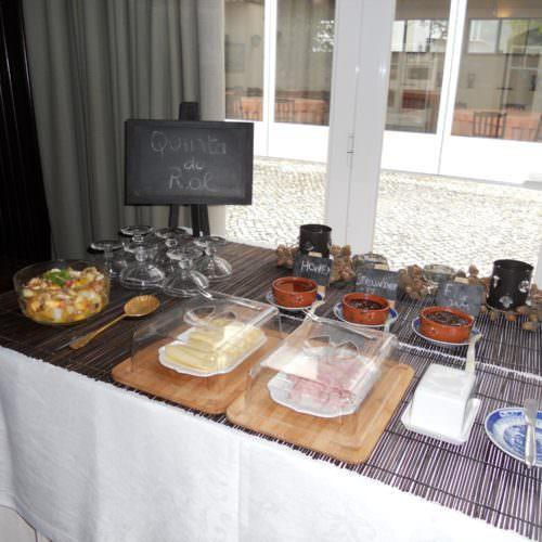 Breakfast at Quinta do Rol