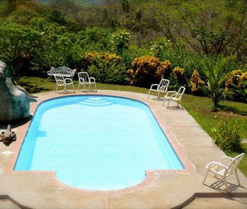 Pool at Cerro Lodge