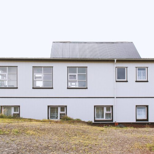 Iceland farmhouse accommodation