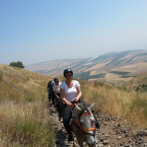 Heading over the Sirin Heights
