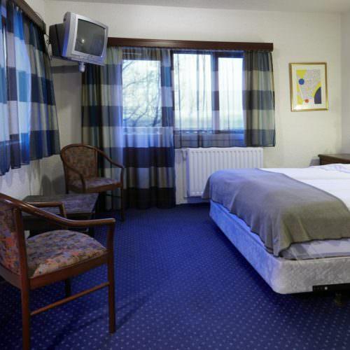 Room at Fosshotel Hekla
