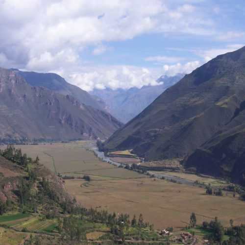 Journey into the Sacred Valley