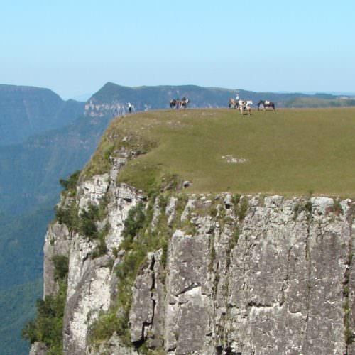 Riding the canyons & waterfalls - Rio Grande do Sul - Brazil