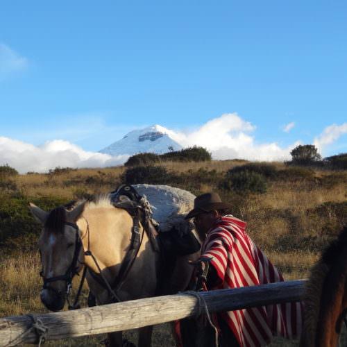 Cotopaxi riding