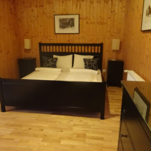 Equus Silvania double room