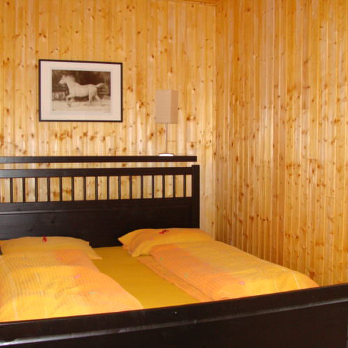 Riding holidays in Transylvania with In The Saddle. Bedroom.