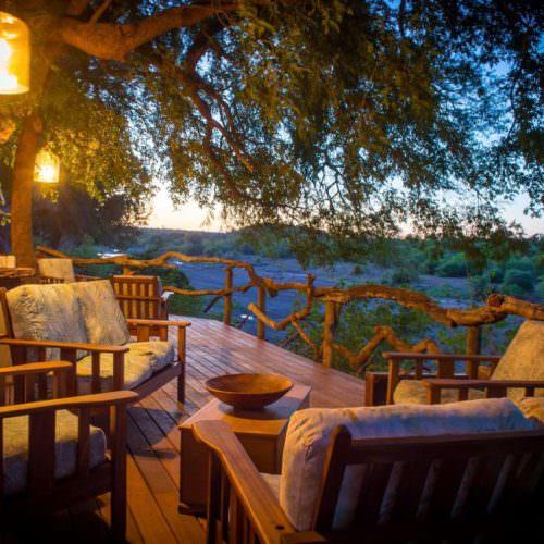 Tree Camp, Botswana, Tuli Safari