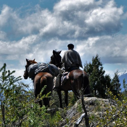 Grand Traverse Ride - Argentina and Chile