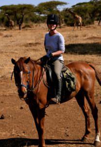 Tanzania riding