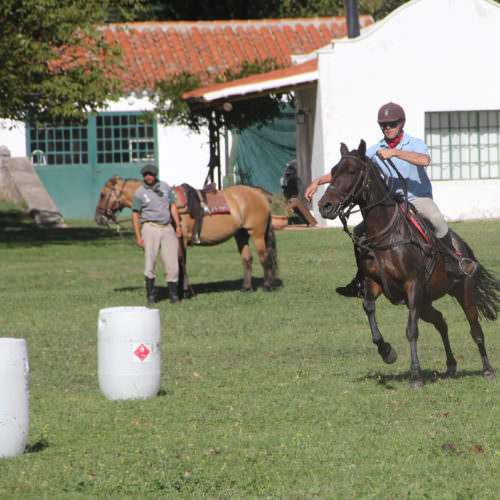 Gaucho games, Argentina. Horse Riding holidays at Los Potreros