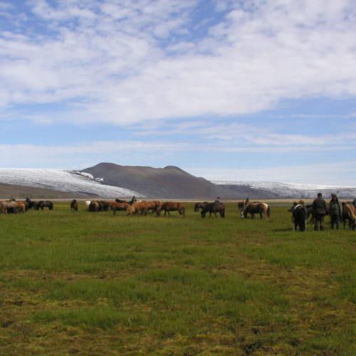 Iceland Langjokull