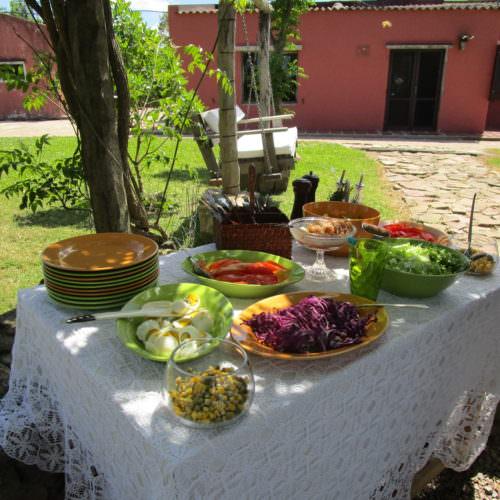 Uruguay - lunch