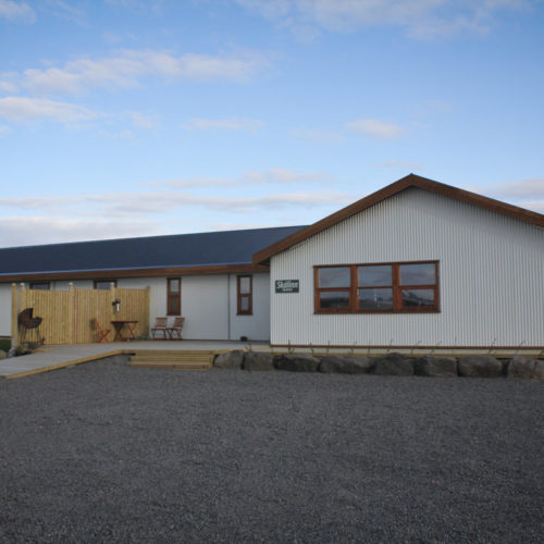 Iceland guesthouse