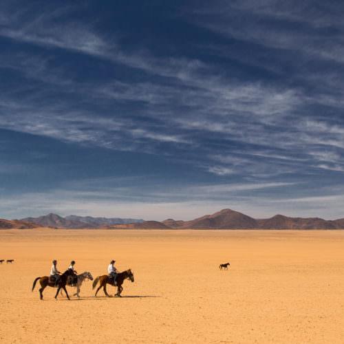 Horse safaris Africa
