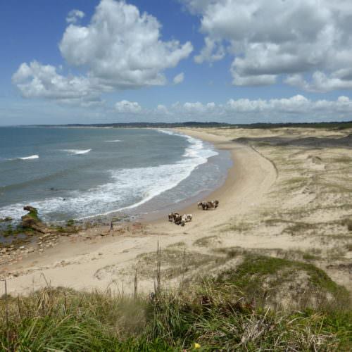 Uruguay - beach