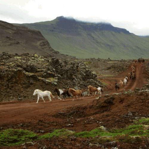 Hítardalur valley