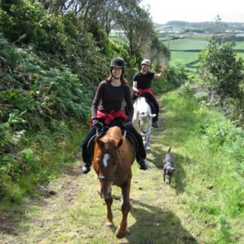 Learn to Ride Holidays on the Azores