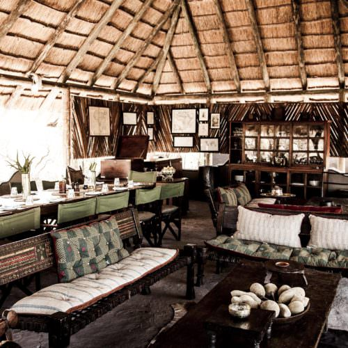 The Kalahari Riding Safari in the Makgadikgadi salt pans of Botswana. Luxury tented camp.
