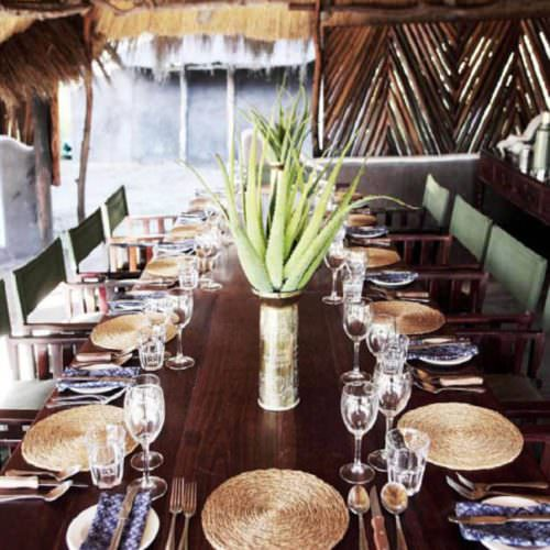 The Kalahari Riding Safari takes you into the Makgadikgadi salt pans of Botswana. Fine Dining.