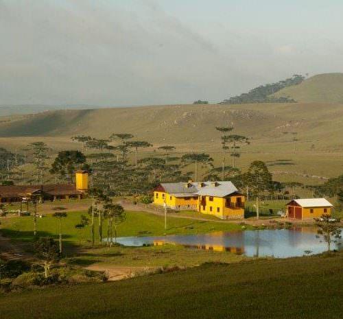 Fazenda Monte Negro in Brazil