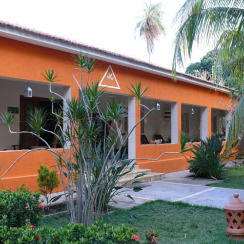 Trail riding holidays in the Pantanal, Brazil. Accommodation. Guest house.