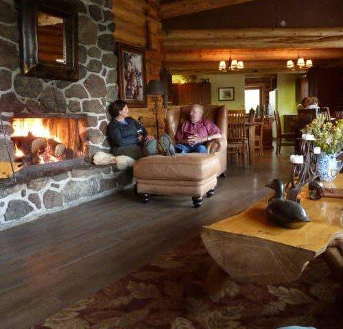 British Columbia - Tsylos lodge