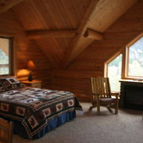 British Columbia - Tsylos cabin