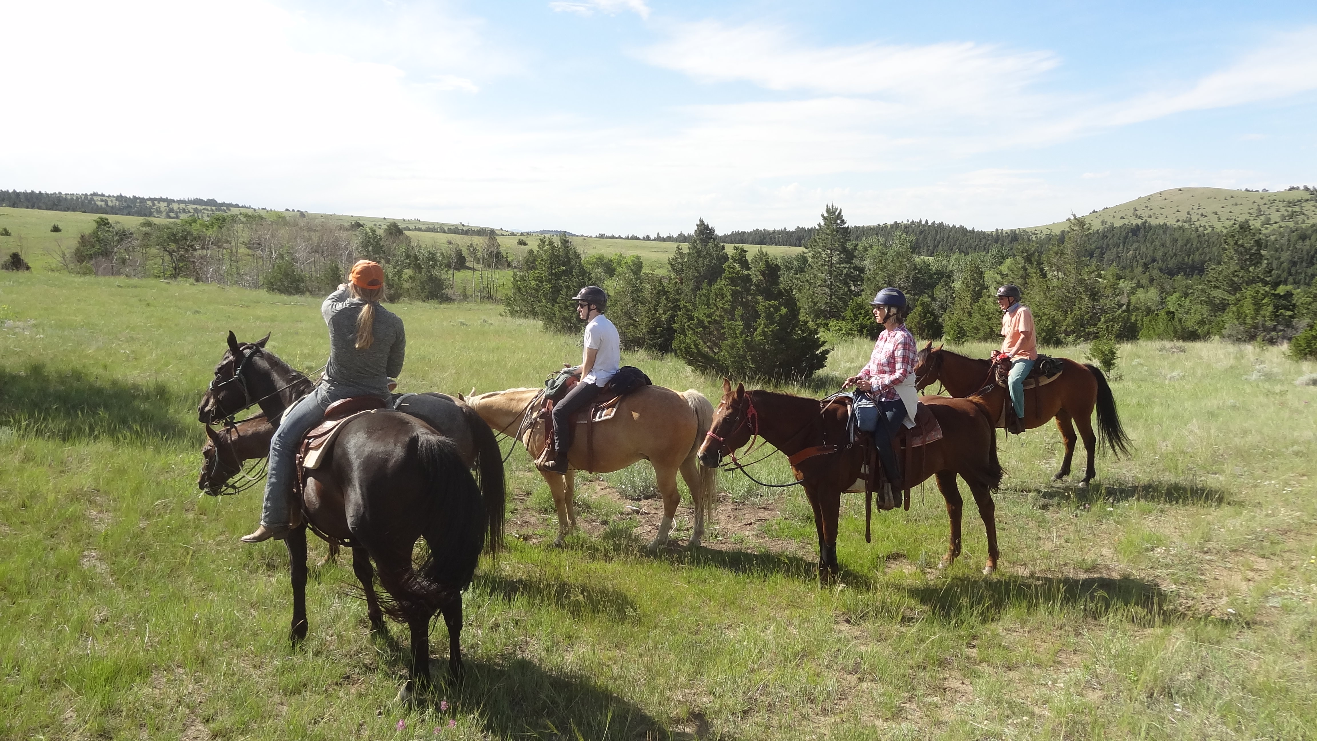 western ranch holidays