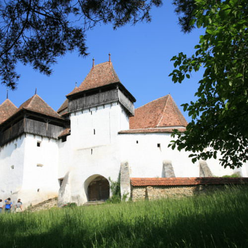 Visit places of interest. Riding holidays in Transylvania with In The Saddle.