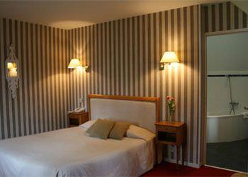 Room at Château de Bellefontaine